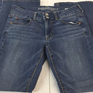 American Eagle Outfitters Size 8 Jeans Women's